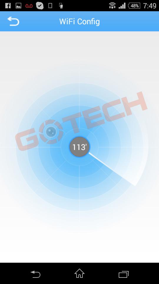 Hướng dẫn cài đặt camera Vantech VT-6300A trên điện thoại bằng Xmeye