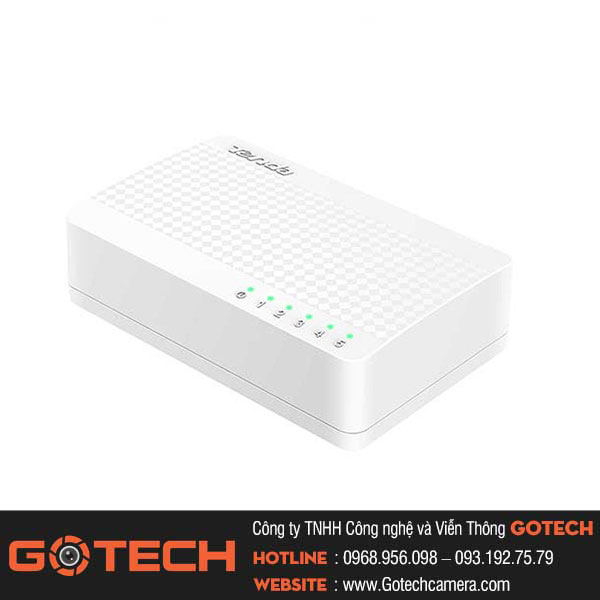 thiet-bi-chia-mang-switch-tenda-5-port